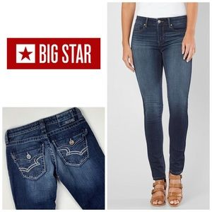 Big Star ⭐️ Casey Low Rise Skinny Jeans👖